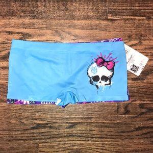 Girls Monster High Underwear